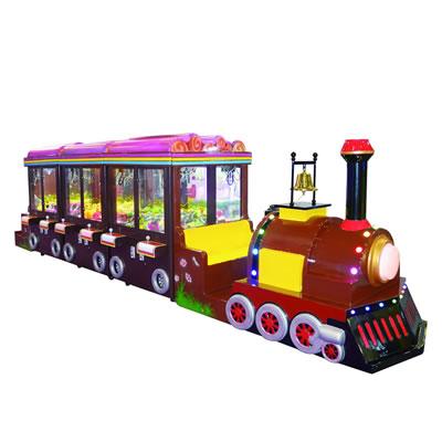 12人火车娃娃机