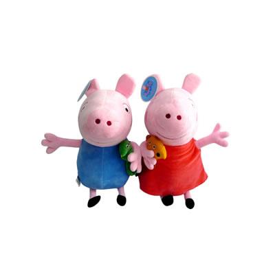 13寸2号情侣佩佩猪