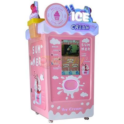 智能冰淇淋机