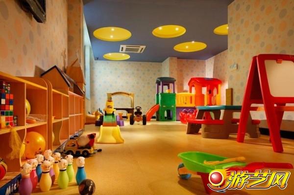浅谈室内儿童乐园设备发展趋势