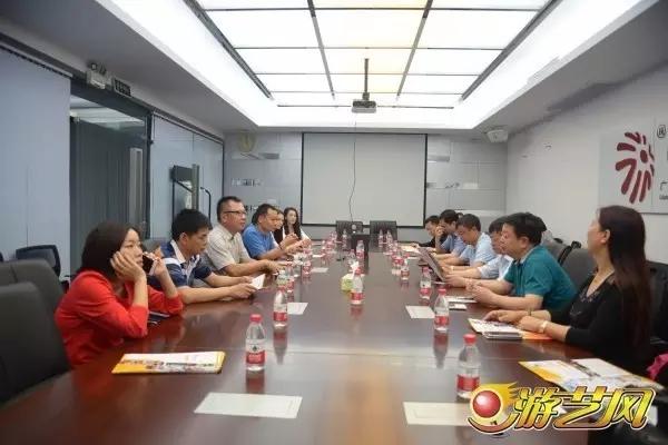 贵州省凯里市长罗杰等领导考察来星力产业园 跨地区合作发展,行业创