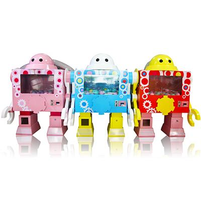 机器人扭蛋机