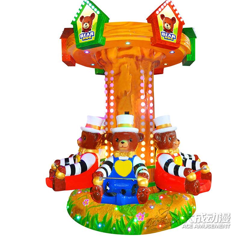 大成动漫【小熊抱抱】 六人小熊升降塔